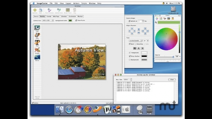 ImageCaster for Mac - review, screenshots