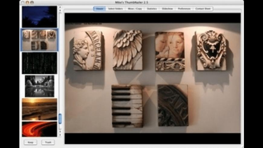 ThumbNailer X for Mac - review, screenshots