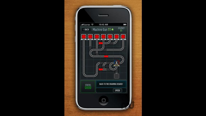 Trainyard for Mac - review, screenshots