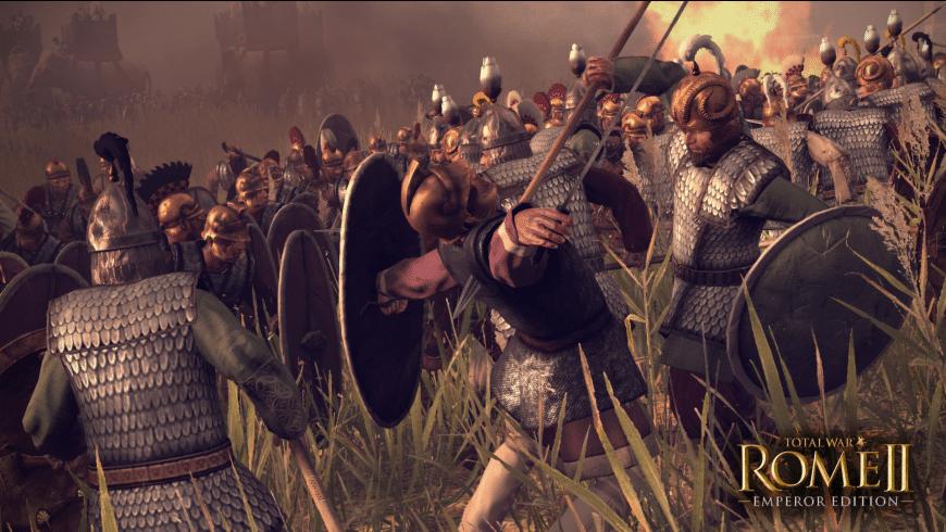 Total War: Rome II - Emperor Edition for Mac - review, screenshots
