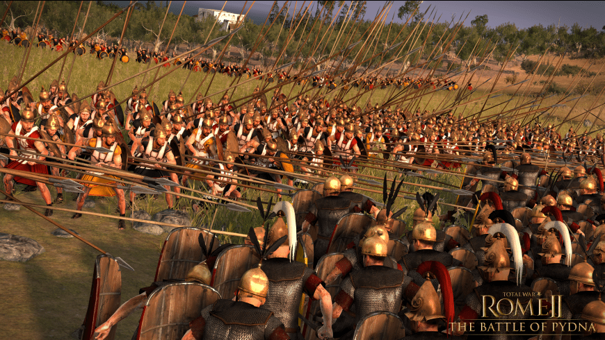 Total War: Rome II - Emperor Edition for Mac - review, screenshots