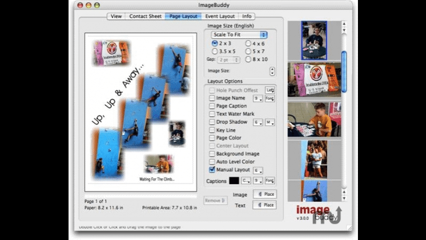 ImageBuddy for Mac - review, screenshots