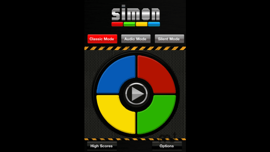Simon for iPhone for Mac - review, screenshots