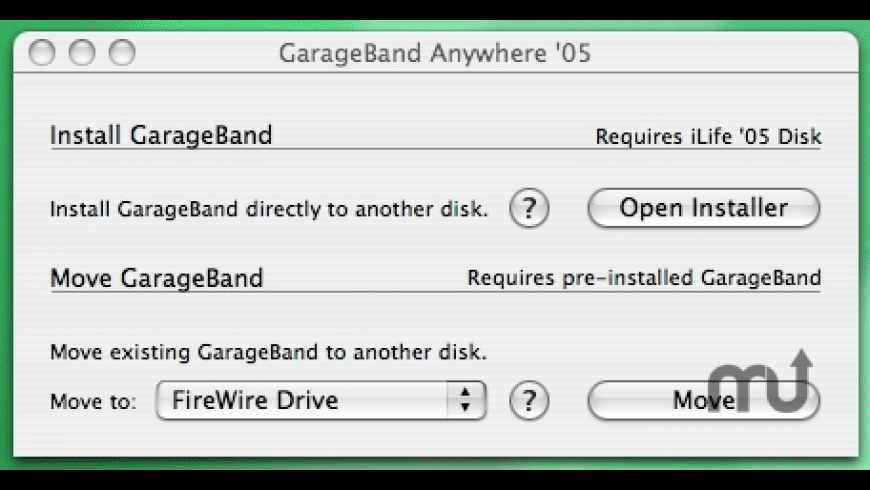 GarageBand Anywhere for Mac - review, screenshots
