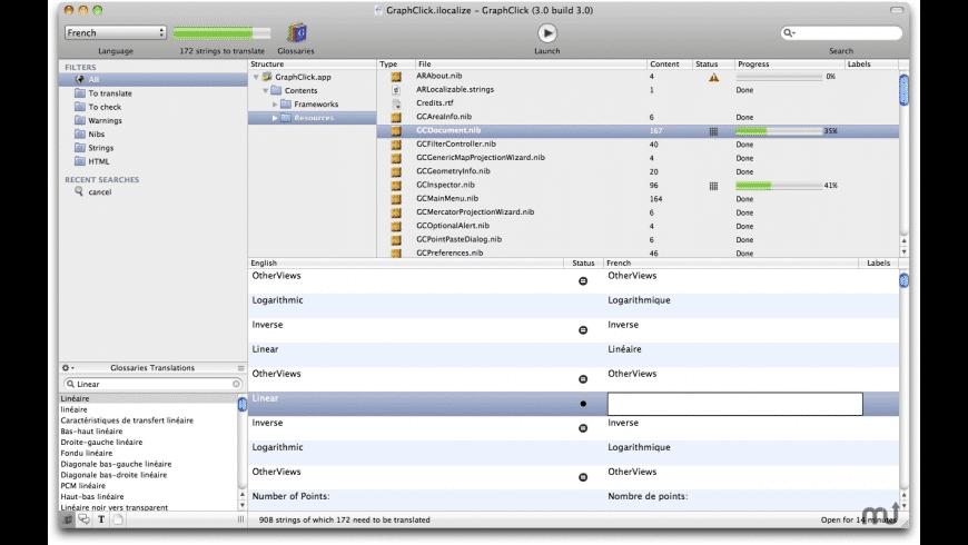 iLocalize for Mac - review, screenshots