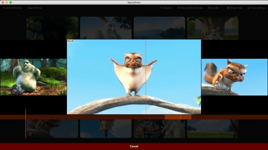 MoviePrint for Mac - review, screenshots