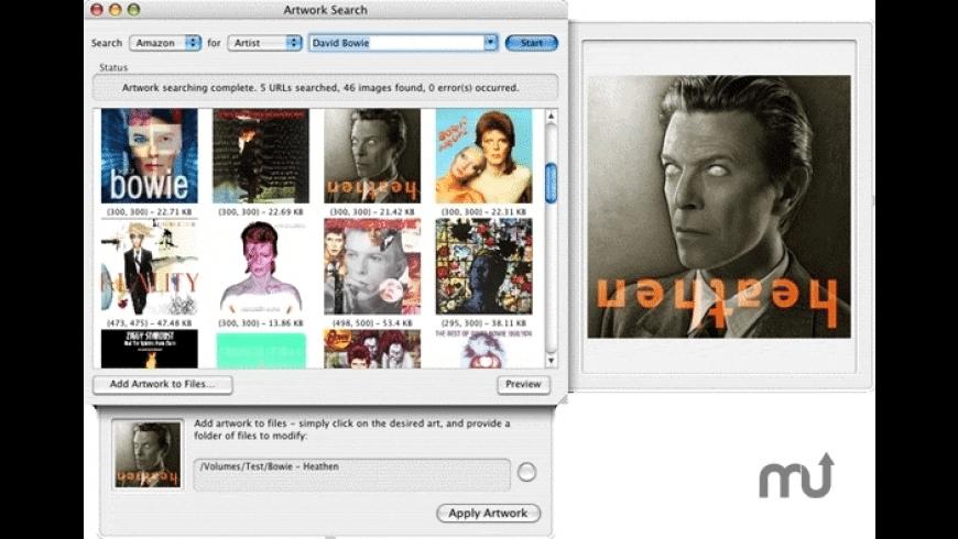 Media Rage for Mac - review, screenshots