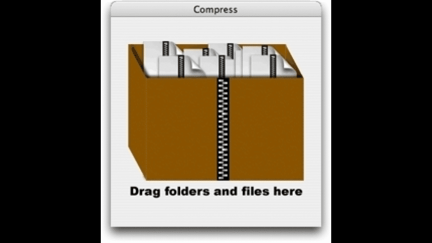 Compress for Mac - review, screenshots