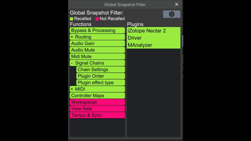 LiveProfessor for Mac - review, screenshots