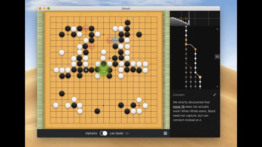 Sabaki for Mac - review, screenshots