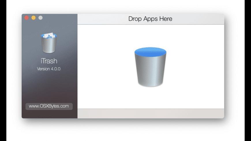 iTrash for Mac - review, screenshots