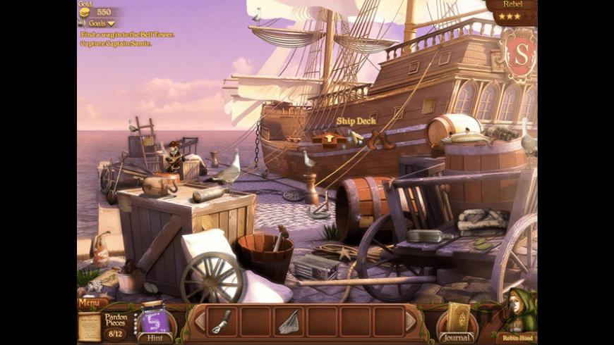 Robin\'s Quest: A Legend Born for Mac - review, screenshots