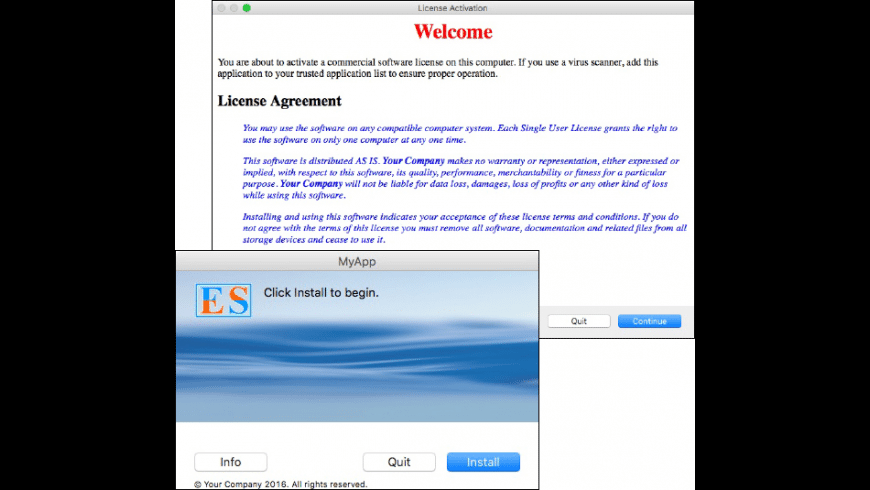 ClickInstall for Mac - review, screenshots