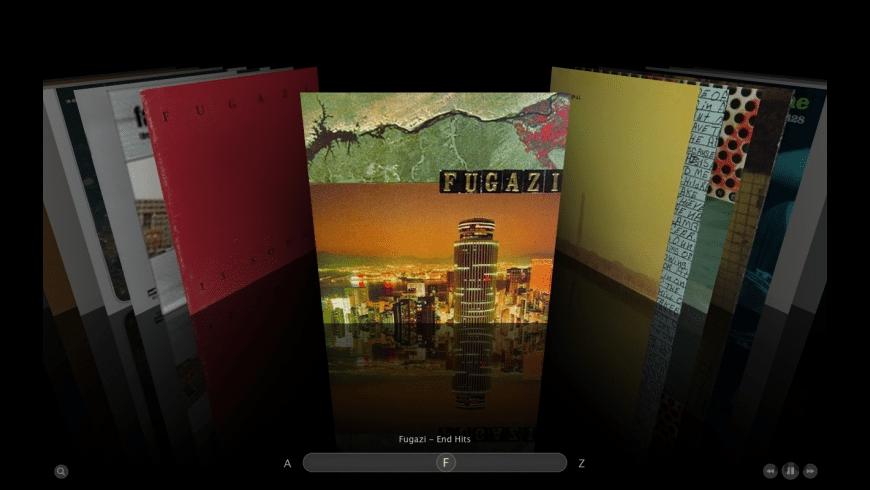 CoverFlow for Mac - review, screenshots