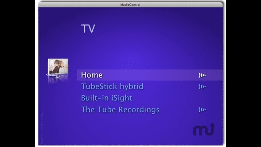 MediaCentral for Mac - review, screenshots