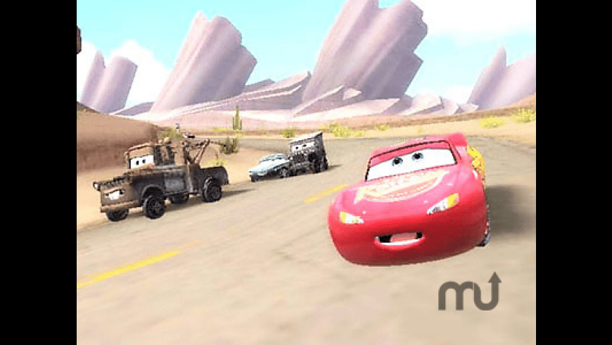 Cars: The Video Game for Mac - review, screenshots