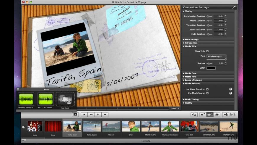 PulpMotion for Mac - review, screenshots