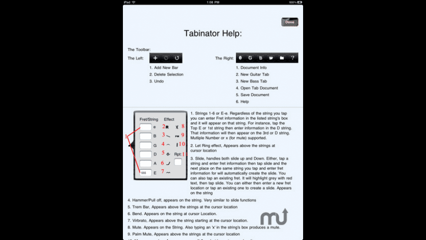 Tabinator for Mac - review, screenshots