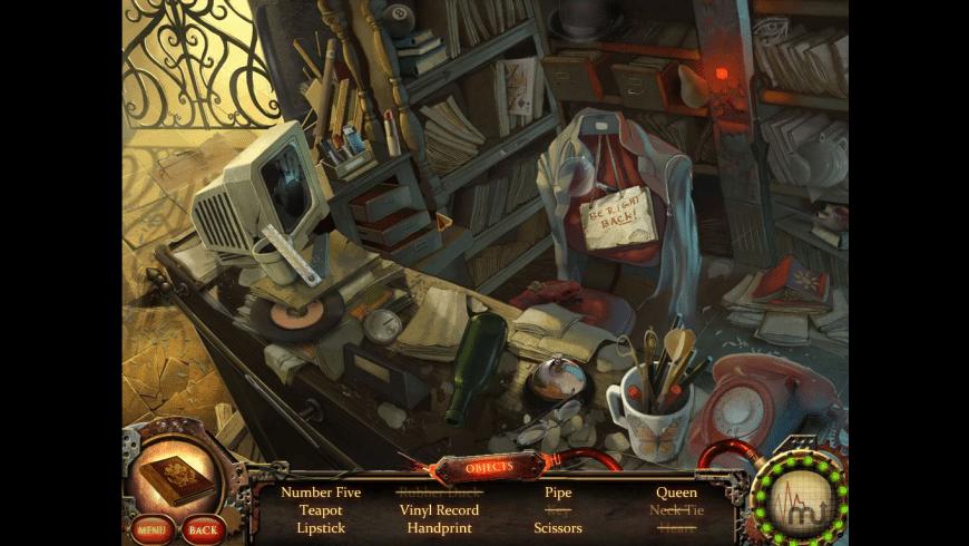 Nightfall Mysteries - Asylum Conspiracy for Mac - review, screenshots