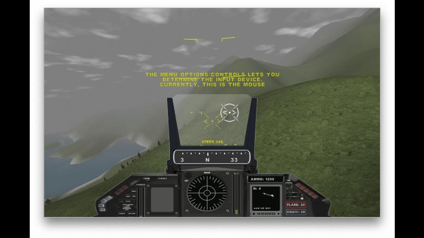 Jalada Air Strike Afghanistan for Mac - review, screenshots