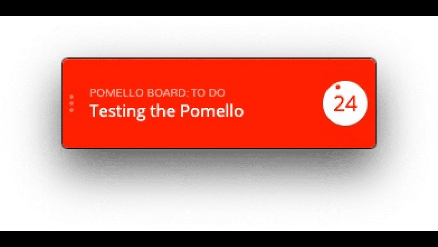 Pomello for Mac - review, screenshots