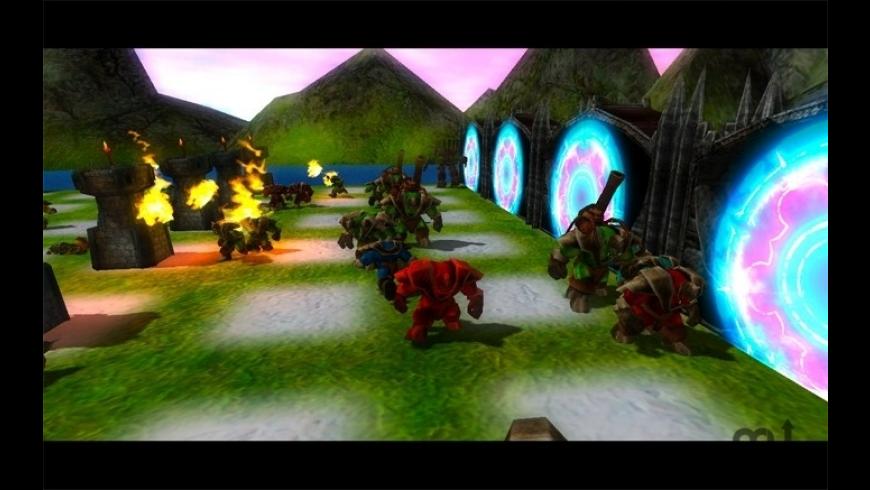 Hordes of Orcs for Mac - review, screenshots