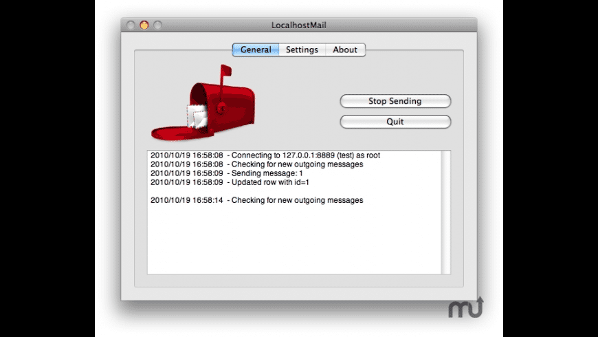 LocalhostMail for Mac - review, screenshots