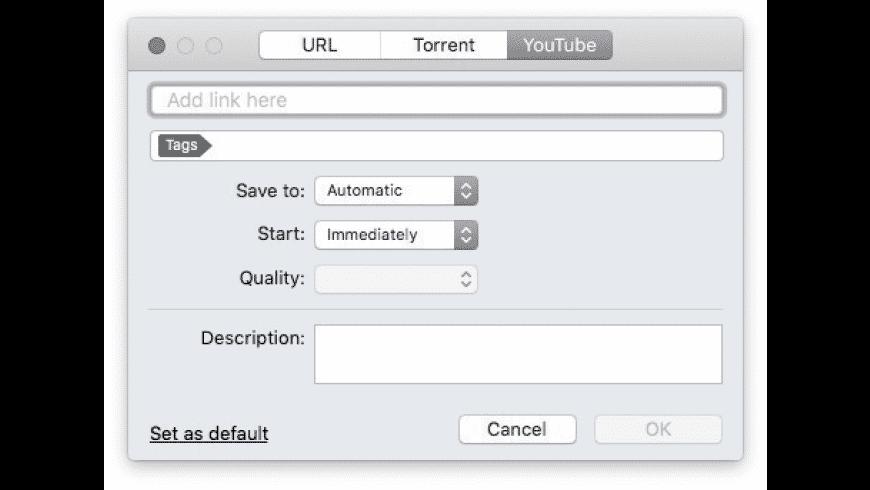 Folx Pro for Mac - review, screenshots