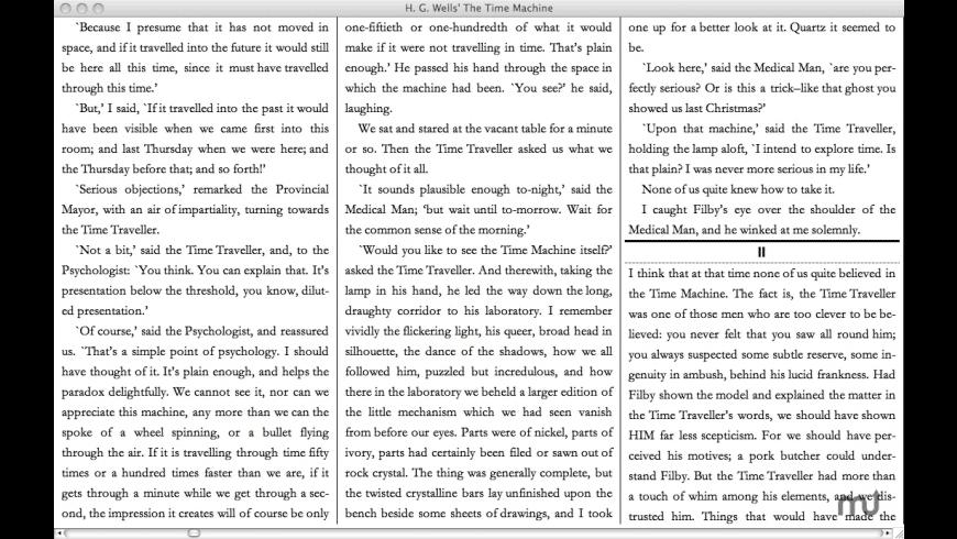 Stanza for Mac - review, screenshots