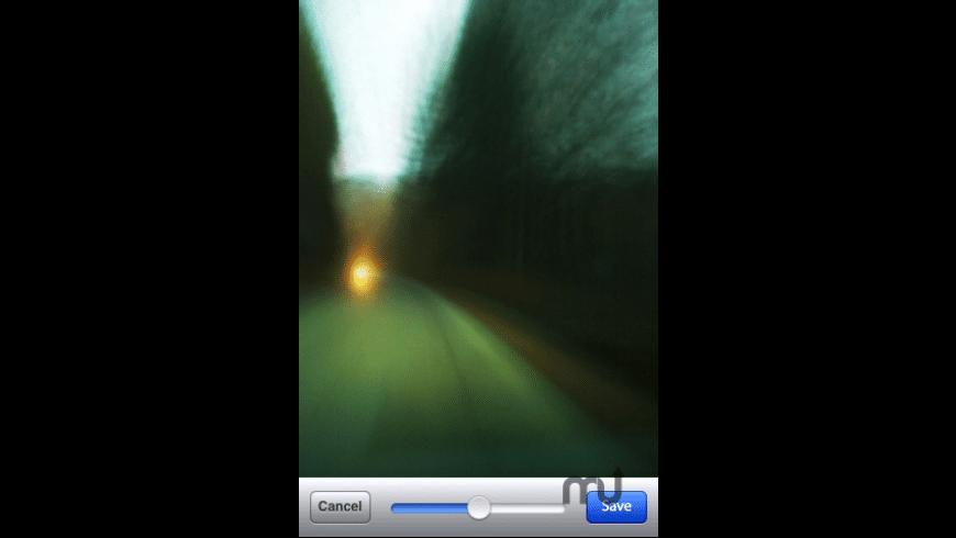 Slow Shutter Cam for Mac - review, screenshots