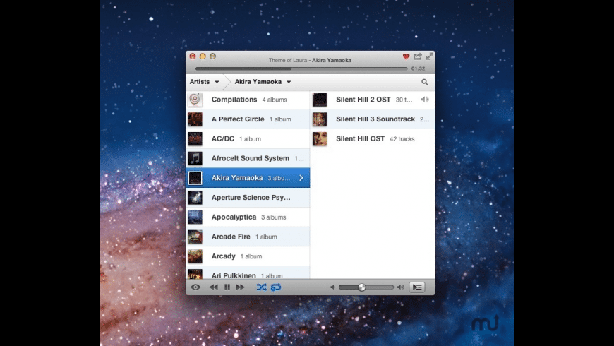 Ecoute for Mac - review, screenshots