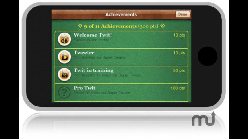 Super Twario for Mac - review, screenshots