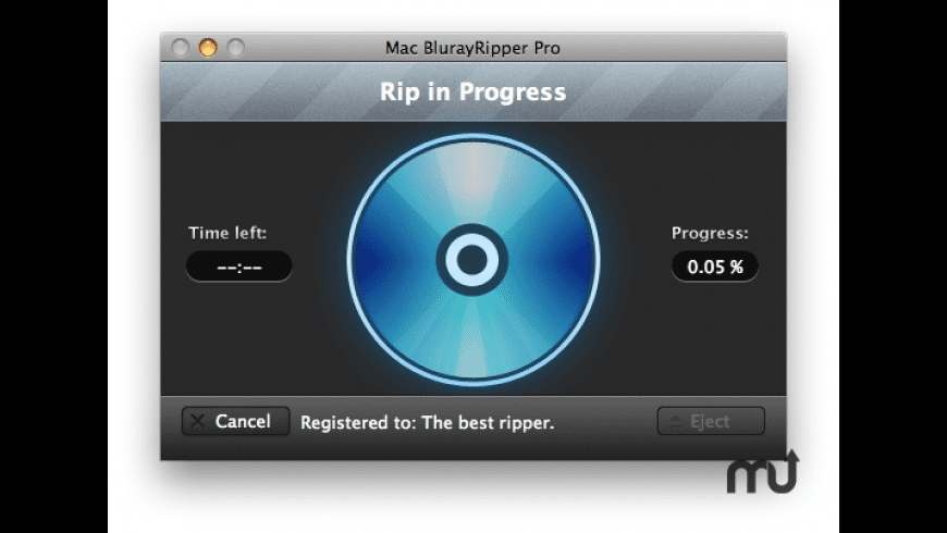 Mac BlurayRipper Pro for Mac - review, screenshots