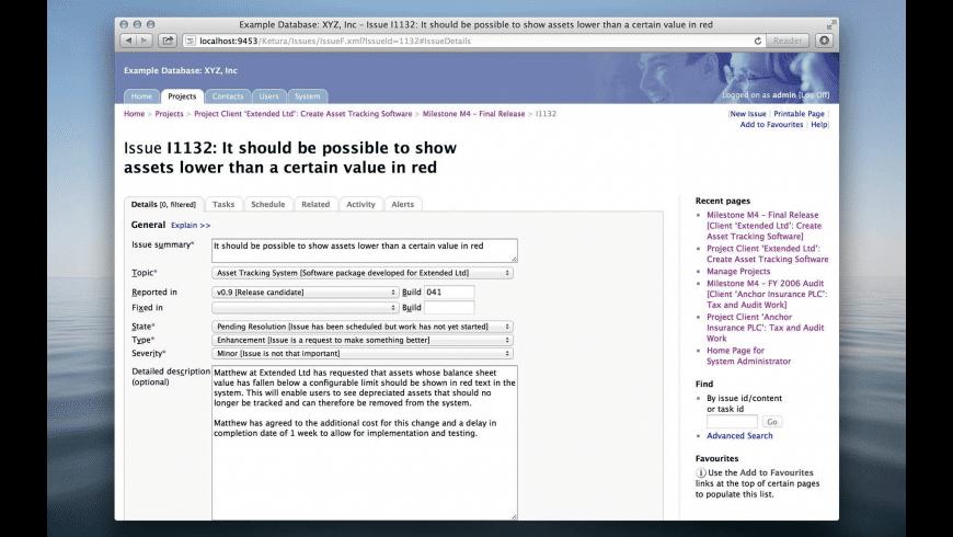 Araxis Ketura for Mac - review, screenshots