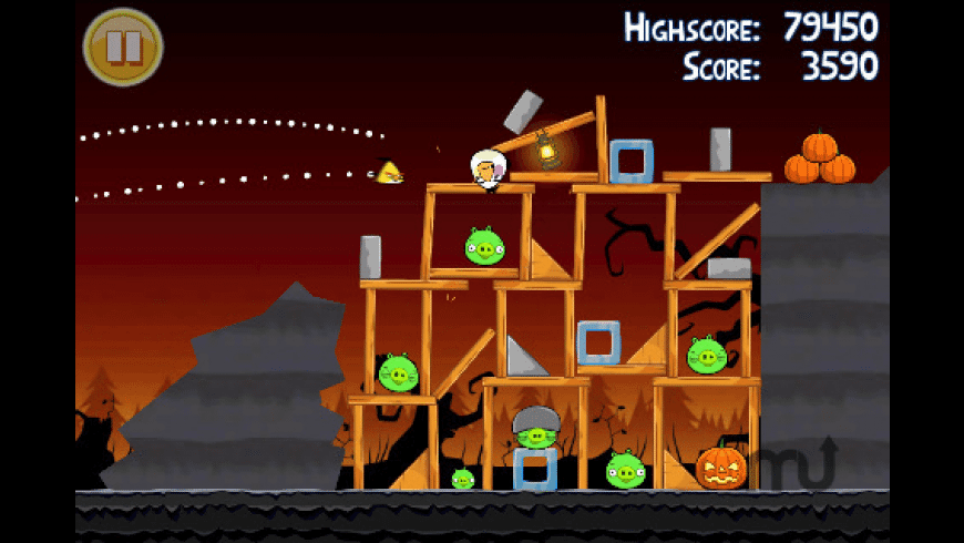 Angry Birds Seasons for Mac - review, screenshots