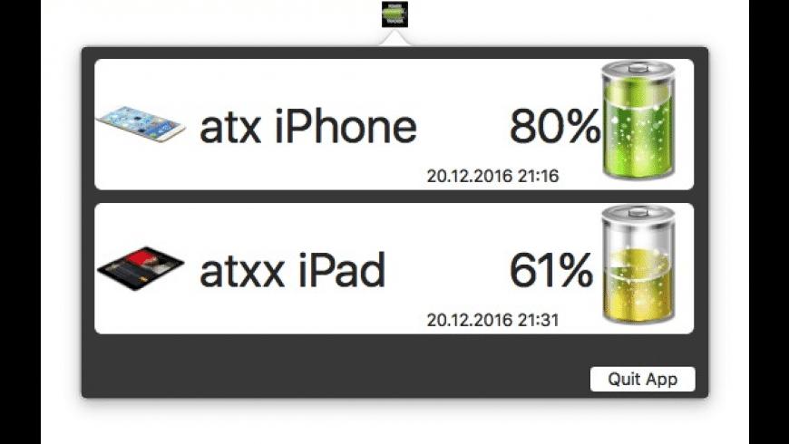 PowerTracker Desktop for Mac - review, screenshots
