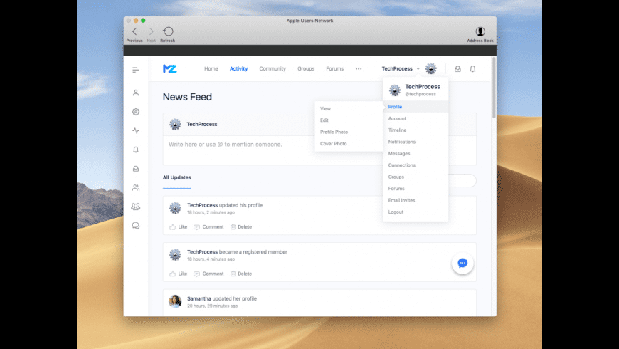 MacZoom for Mac - review, screenshots