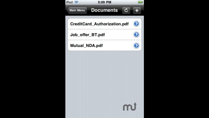 EasySign for Mac - review, screenshots