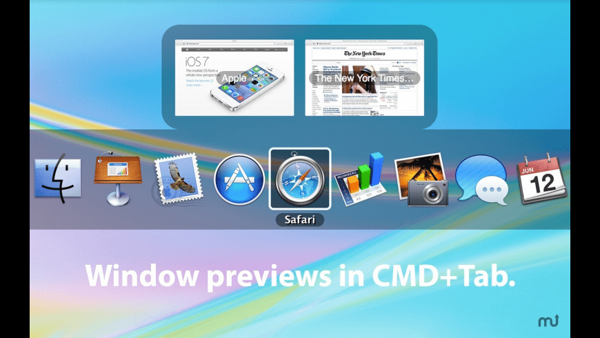 DockView for Mac - review, screenshots