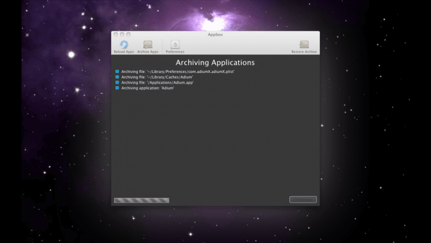 Appbox for Mac - review, screenshots