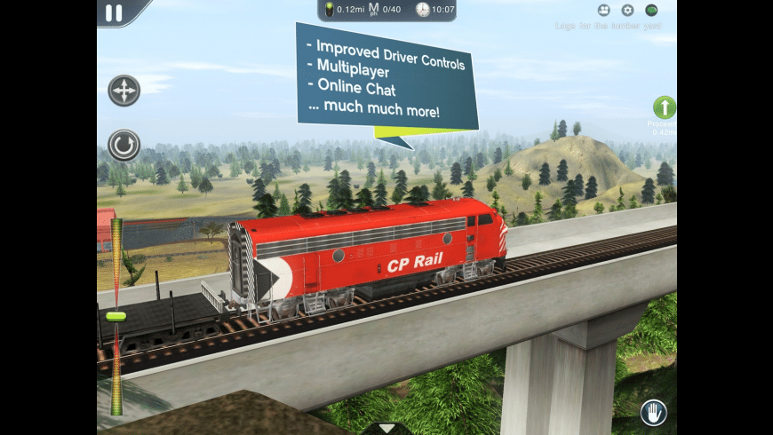 Trainz Simulator 2 for Mac - review, screenshots