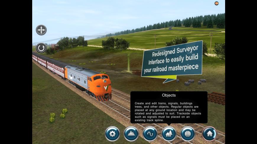 Trainz Simulator 2 for Mac - review, screenshots