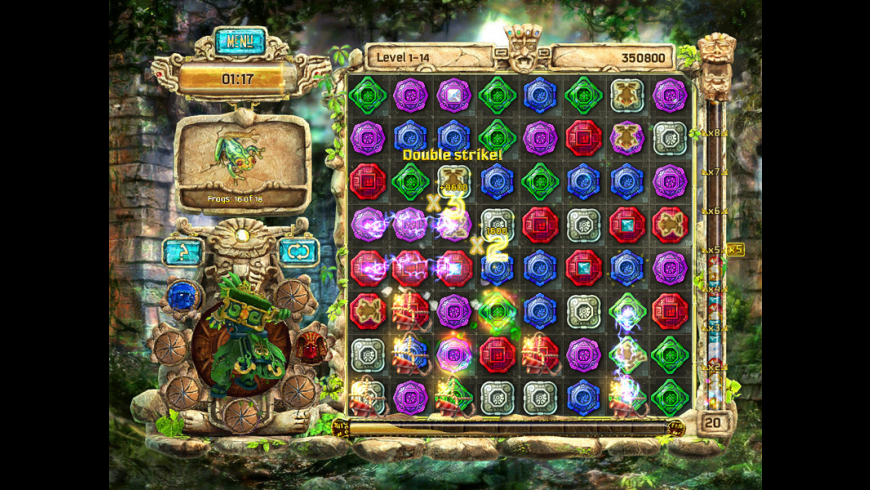 The Treasures of Montezuma 4 for Mac - review, screenshots