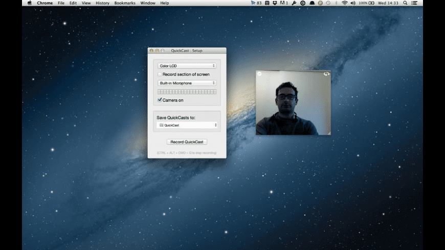 QuickCast for Mac - review, screenshots