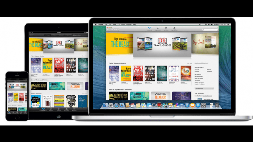 iBooks Update for Mac - review, screenshots