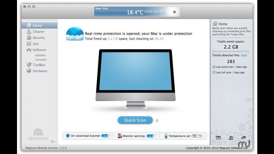Magican for Mac - review, screenshots