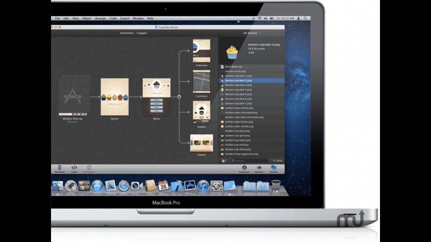 Apple iAd Producer for Mac - review, screenshots