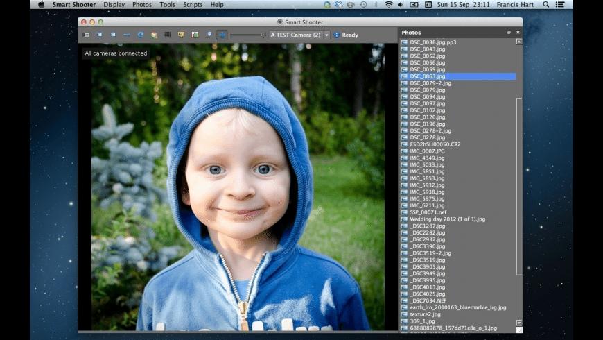 Smart Shooter for Mac - review, screenshots