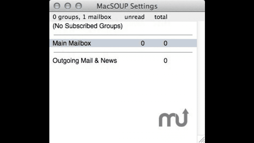 MacSoup for Mac - review, screenshots