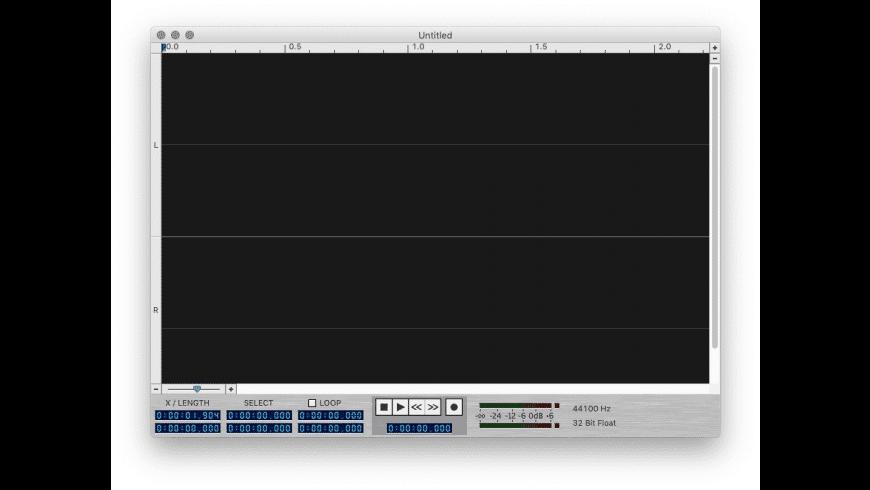 Sound Sculptor Pro for Mac - review, screenshots